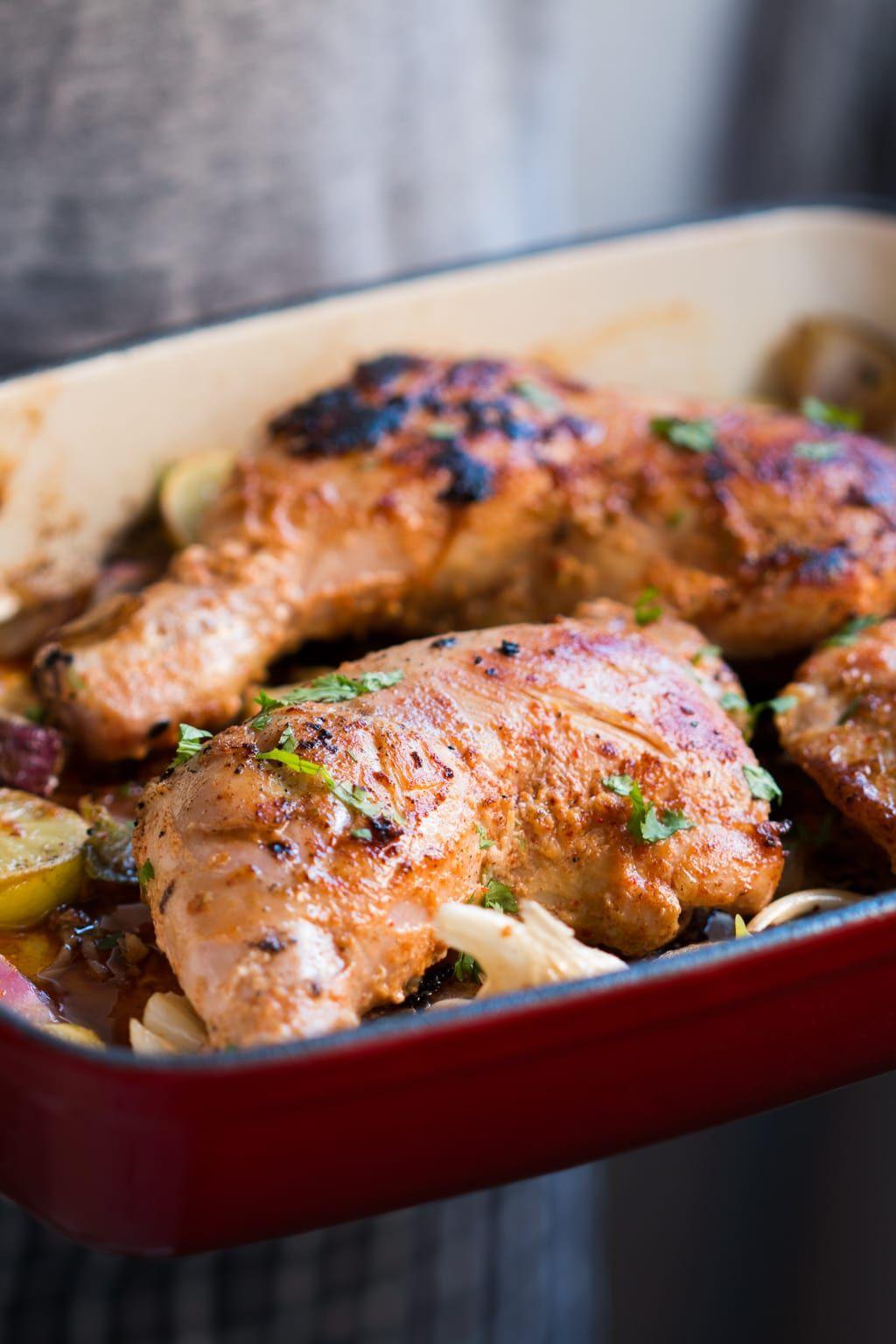 Easy 10 Ingredient Sumac Chicken