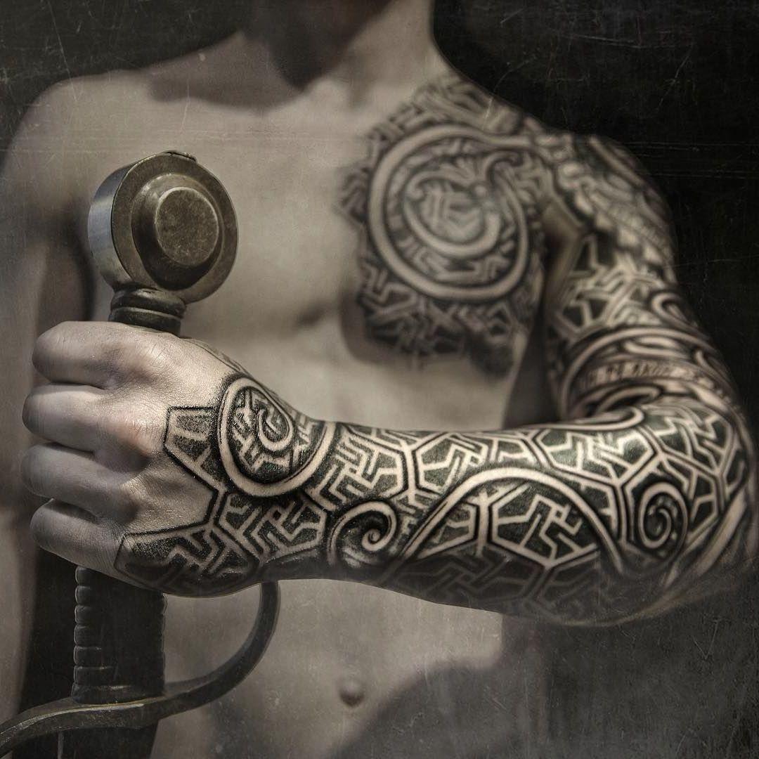 Tattoos germanische mythologie The Styles