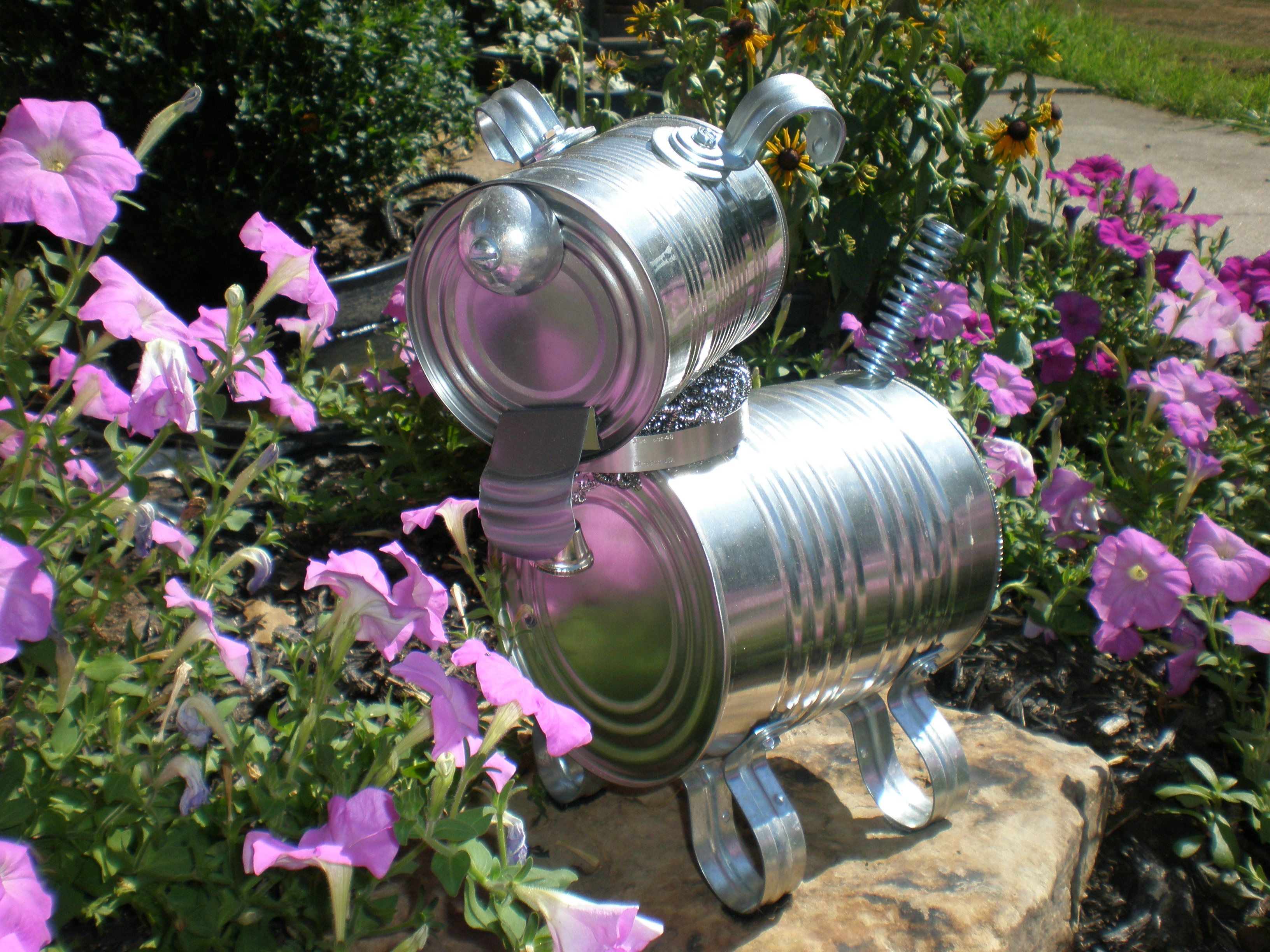 1000+ Images About Tin Can Art On Pinterest