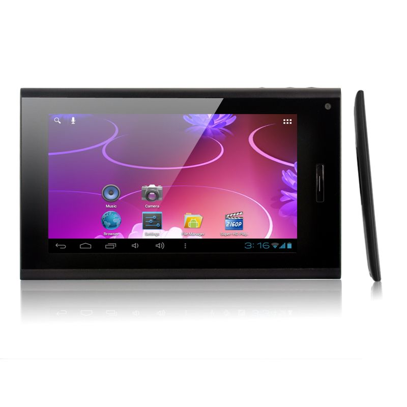 Onyx 3G Android 4.0 Tablet PC with Phone, 7 Inch Screen