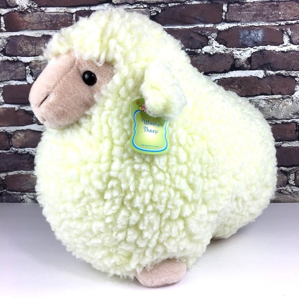 Best Made Toys Target Wooly Sheep Lamb Plush Large