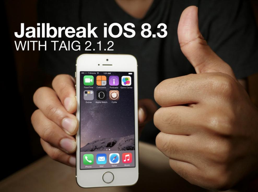 How To Jailbreak iOS 8.3 on iPhone #jailbreakiphone #jailbreakios8.3