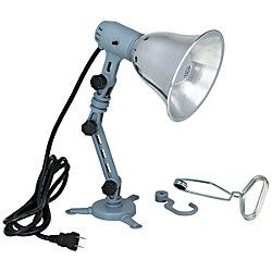 Job Site Light, 60W, 25 Ft. Cord