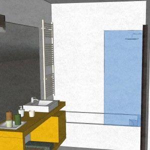 Photo of Dal bagno lungo e stretto, ricavare la cabina armadio. Con i costi