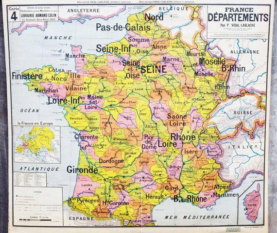 Guide Touristique Normandie Carte Augen