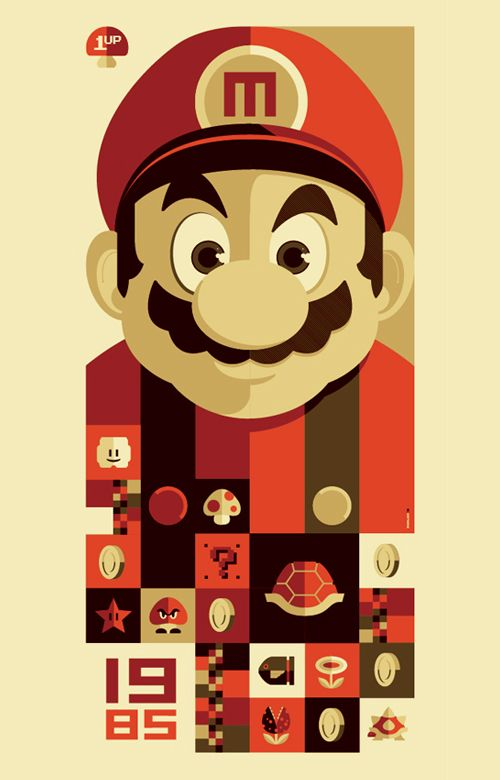 Mario :D The Brother\'s Cant Understand How They Be Just Dropping In ...