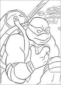 Teenage Mutant Ninja Turtles Coloring Pages 37 Ninja Turtle