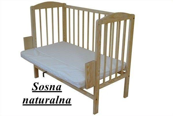 3w1 Lozeczko Dostawne Kolyska Lozko Filip Sosna 4389928898 Oficjalne Archiwum Allegro Toddler Bed Bed Furniture