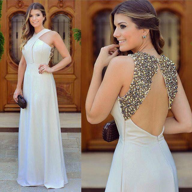 cf81827bf3 hermosos-vestidos-largos-para-fiestas-de-noche-23 - Curso de ...
