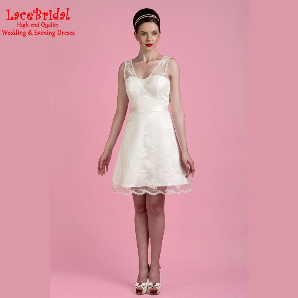 Find More Wedding Dresses Information about Wholesale Elegant A Line ...