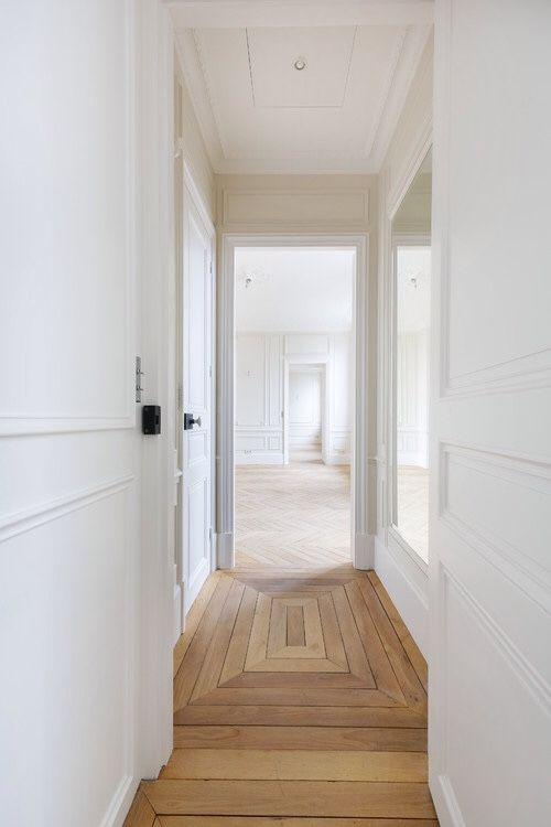 that flooring DETAILS Pinterest Maison bois, Intérieur et - Porte De Maison Interieur