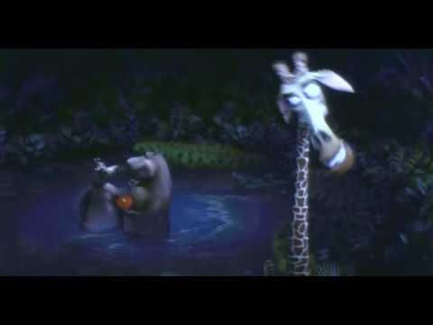 Melman's romantic speech about Gloria.... so romantic.. from madagascar 2