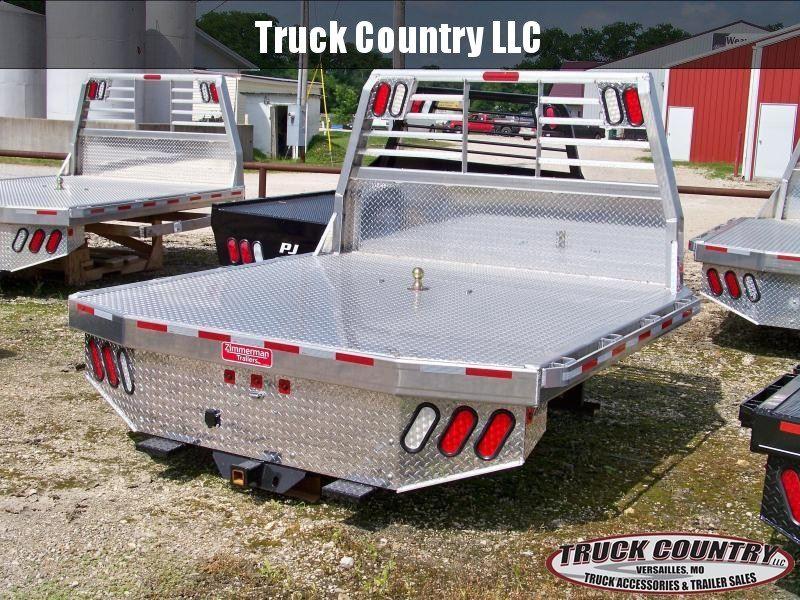 2019 Zimmerman 84x84 Platinum Truck Bed Truck Bed Aluminum Truck Beds Truck Bed Trailer