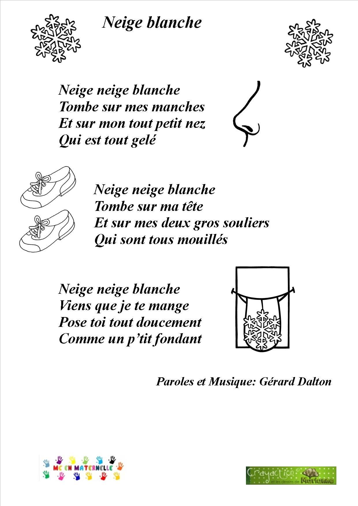 Trois Petits Moutons Comptines Chanson Noel Maternelle Et