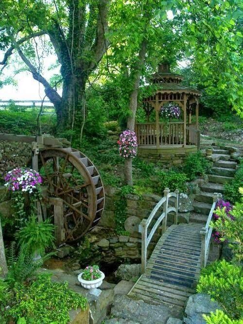 secret garden hideaway