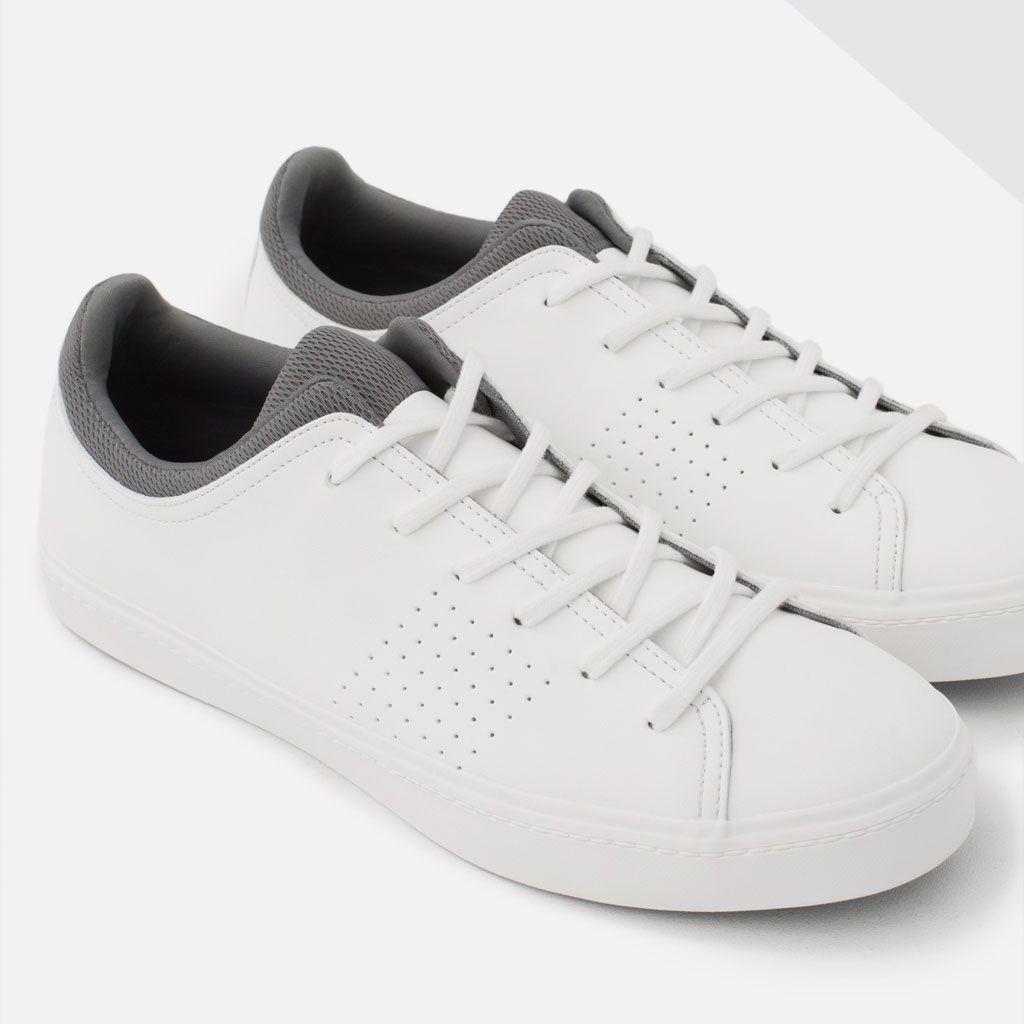 DEPORTIVO COMBINACIÓN COLOR-Zapatos-HOMBRE | ZARA España