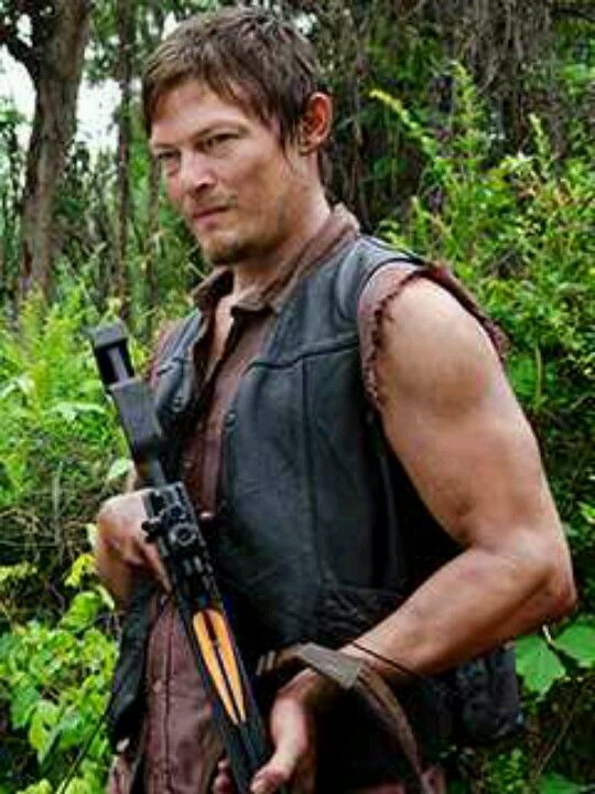 Daryl from the Walking Dead