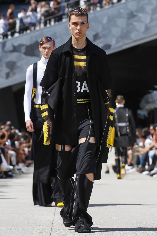 Hood by Air Menswear Spring Summer 2016 Paris NOWFASHION