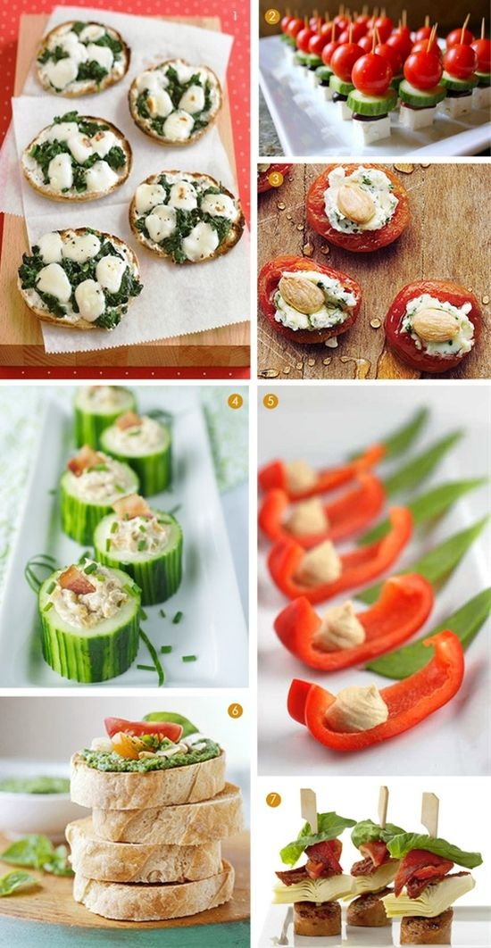 Fantastic! Healthy Mini Appetizers�