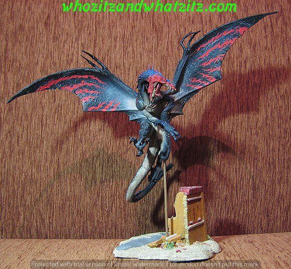 Scavenger Dragon Clan MCFARLANE TOYS