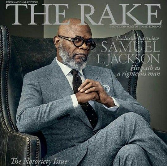 Not Too Often Seen As A Style Icon But Brushes Up Well. Mr Samuel L