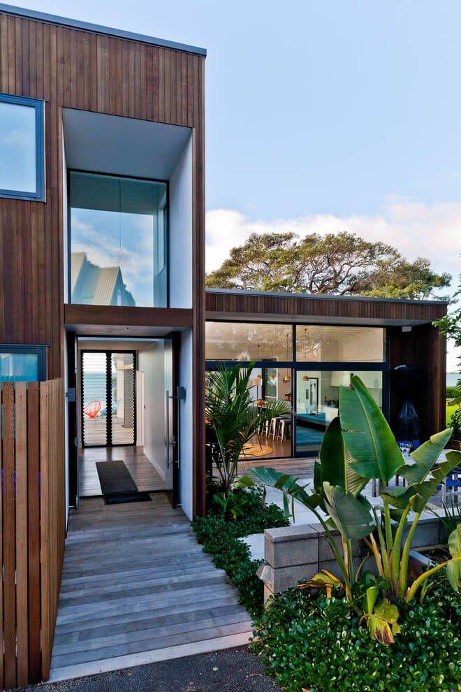 Hahei Beach House by Percival Construction Hahei