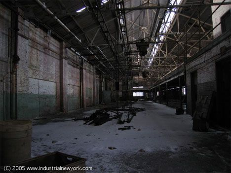 Deserted Industry 7 Abandoned Factories Mills And Mines