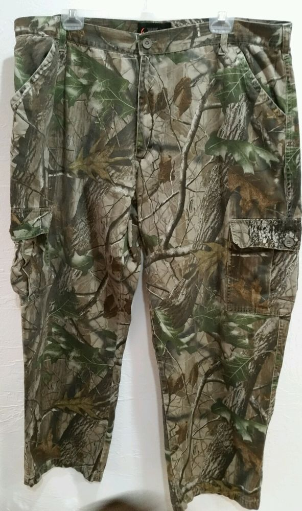 7941a7d80da9a Outfitters Ridge Camo Pants xl 40-42 #OutfittersRidge | Outfitters ...