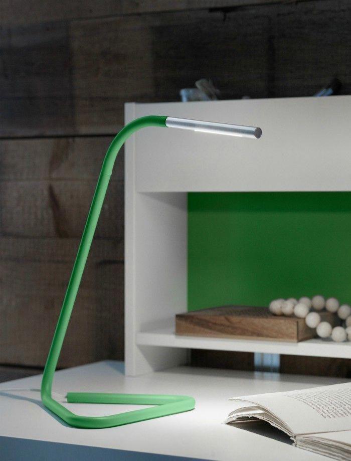 Green Desk Light Ikea Desklamps Boho Lamps In 2019 Green Desk