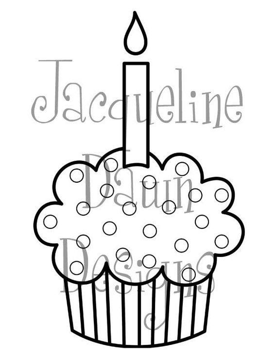 cupcake idea for birthday chair cover   stencils   Pinterest ...