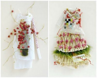 beautiful work by photographer and textile artist Catherine Noury !!