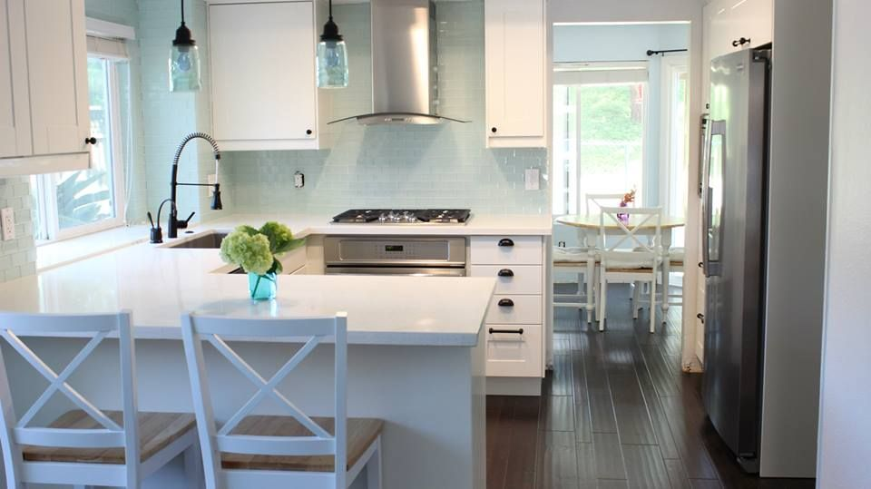 11 Of The Most Beautiful Ikea Kitchens Kitchens By Design Ikea Kitchen Remodeling Blog