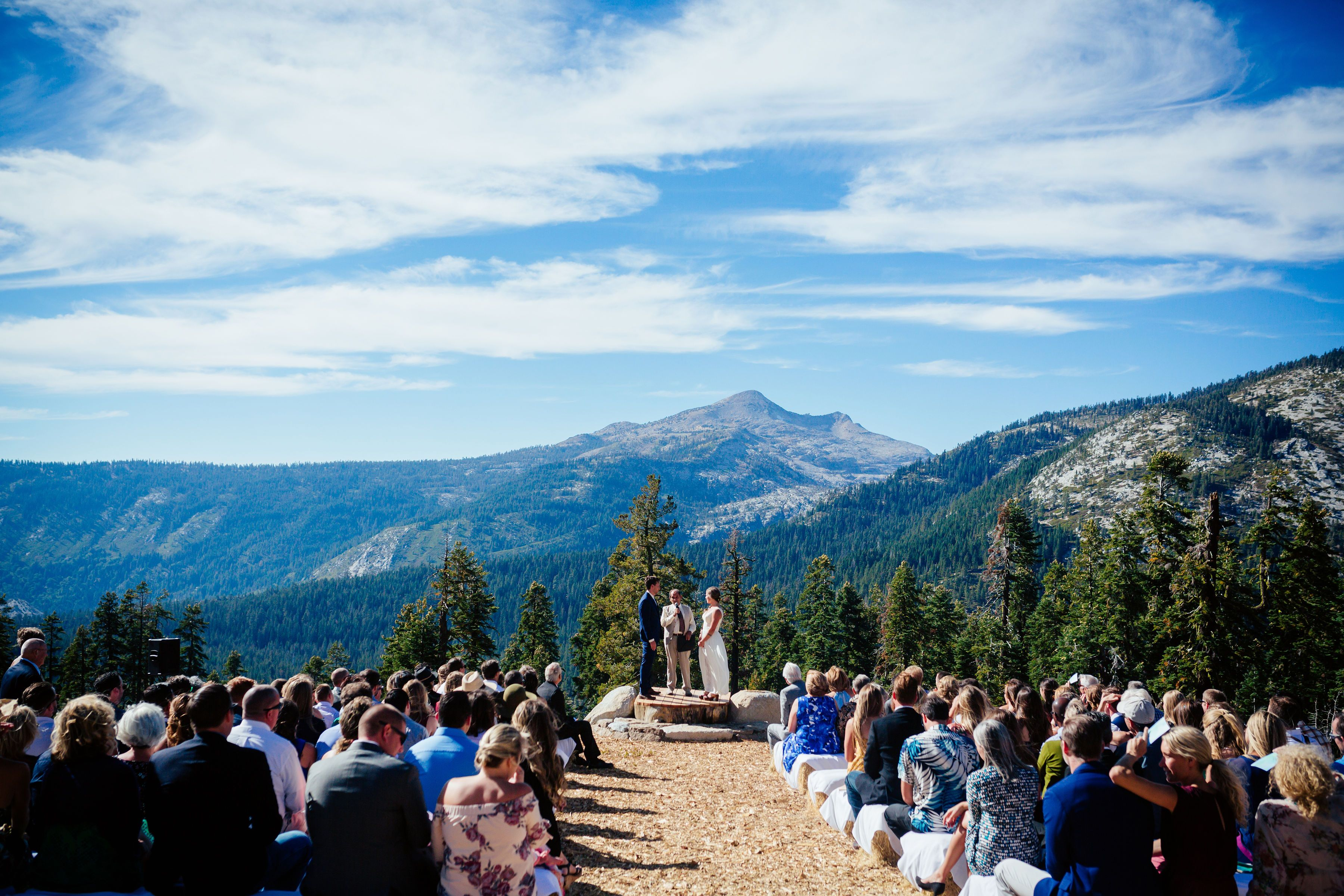 Mountain Top Vista For A Wedding Ceremony Wedding Mountainwedding Views South Lake Tahoe Wedding Venues South Lake Tahoe Weddings Lake Tahoe Wedding Venues