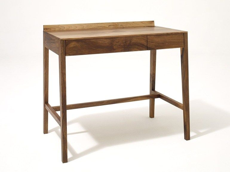 Theo Light Desk Solid Wood Writing By Sixay Furniture