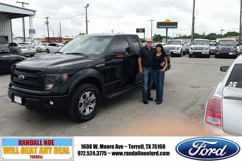 Randall Noe Ford >> Congratulations To James Kennard On Your Ford F 150