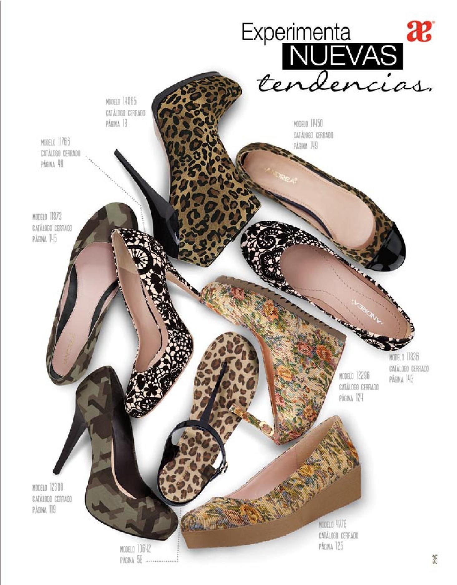 Sandalias Trend Moda Ropa Andrea Catalogo Fashion Monterrey Heels Shoes Fashion