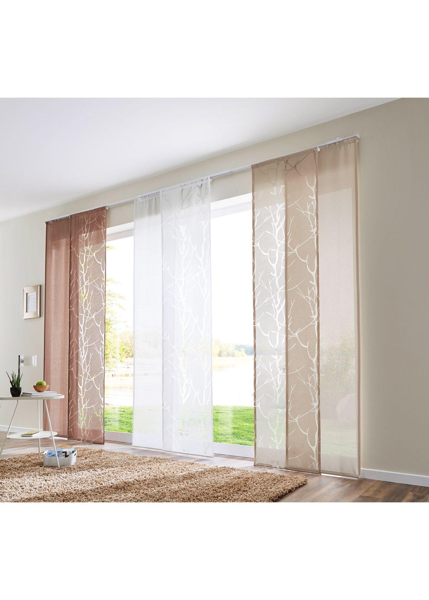 Modern Und Frisch Weiss Klettschiene In 2020 Fensterdekoration Selbstgemachte Vorhange Gardinen