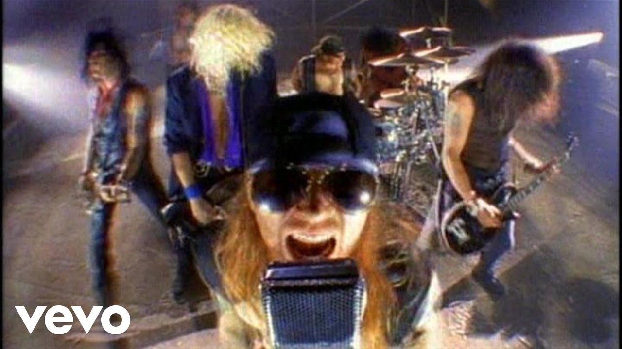 Guns N Roses Garden Of Eden Official Music Video Guns N