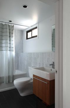 Small Bathroom Design 5' X 5' 5 x 7 modern bathroom | 6,469 5' x 7' bathroom home design photos