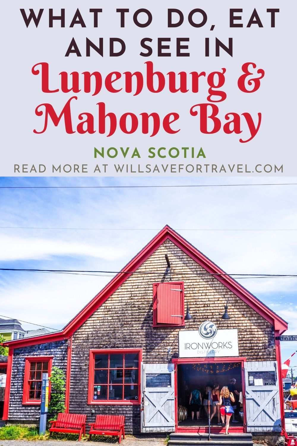 Lunenburg And Mahone Bay Day Trip Will Save For Travel