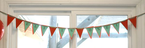 Pennant Banner Crafts I would love to make! Pinterest Pennant