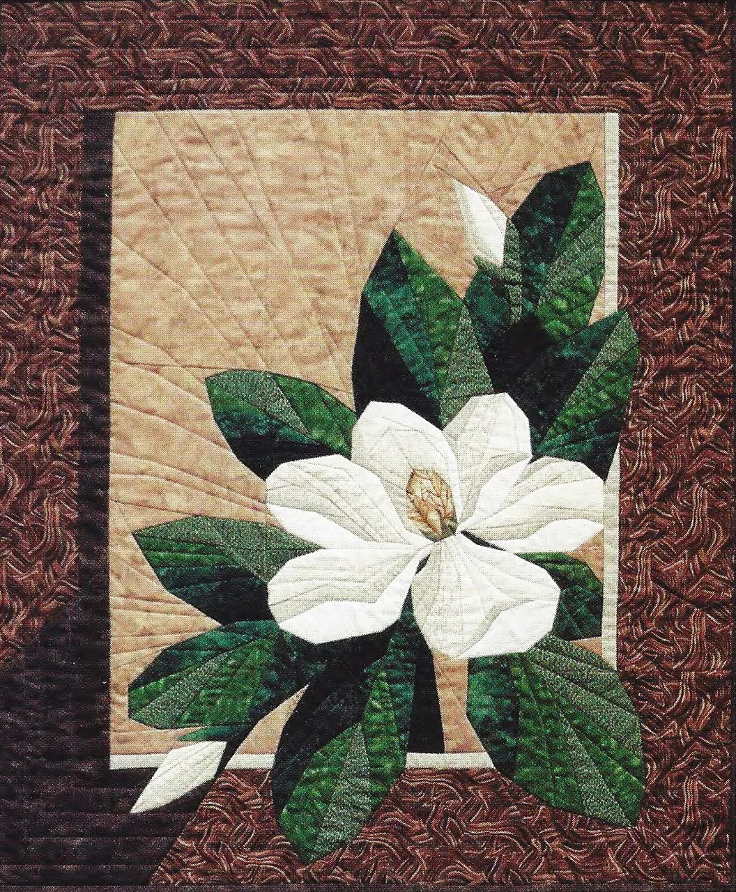 Magnolia Foundation Paper Piecing Pattern 25 Quot X 30