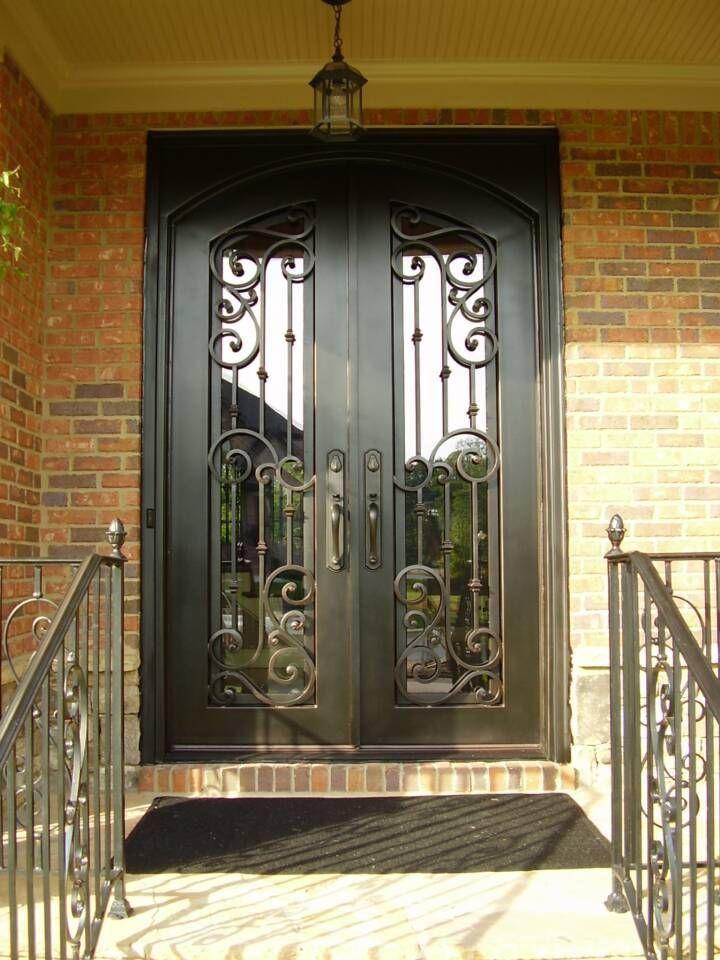Photo Gallery | Iron doors, Exterior sliding glass doors ...