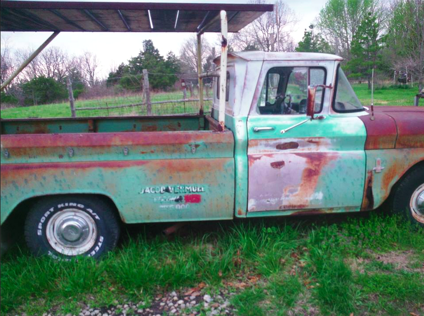 A Boy And His Truck: @Heather Huffman on the value of hard work and ...