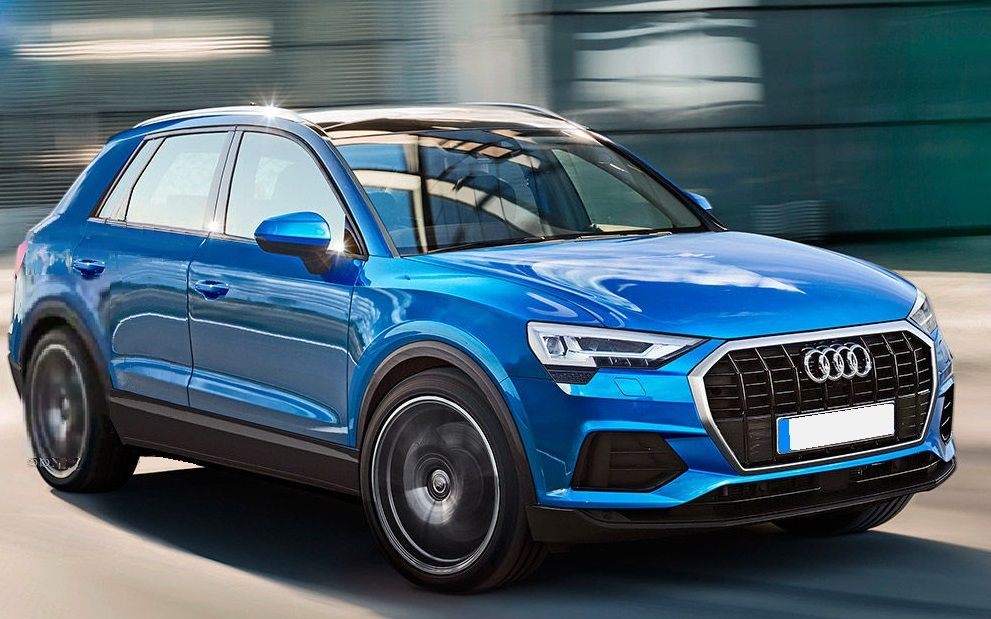 Top 2019 Audi Q3 Release Date and Concept Car Gallery