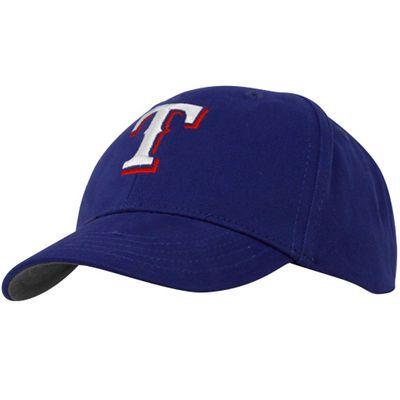 81de62b1c8f 47 Brand Texas Rangers Infant Royal Blue Basic Logo Structured Hat ...