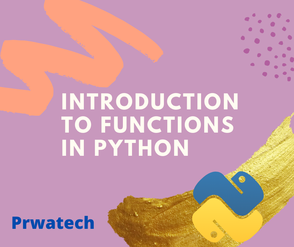 In this #Python Training In Bangalore video you will get into Introduction to functions in Python.You will also learn Why Python functions, Function defining and calling of #Fibonacci series function example. Introduction to functions in Python tells  that function is a set of statements that take inputs, do some specific computation and produces output and also tells why Python functions.Learn more on Introduction to #functions in Python and Why Python functions by watching this video.