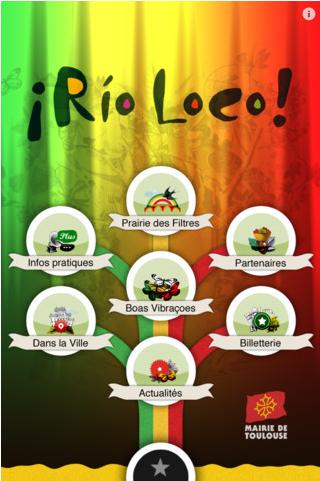 Suivez toutes les news #RioLoco sur votre i-phone !