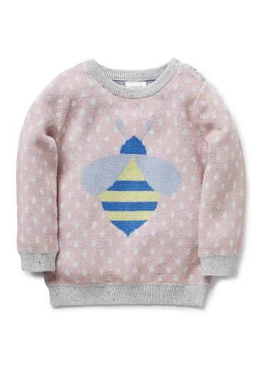 100 Cotton Sweater Fully Fashioned Knit Sweater 1x1 Rib