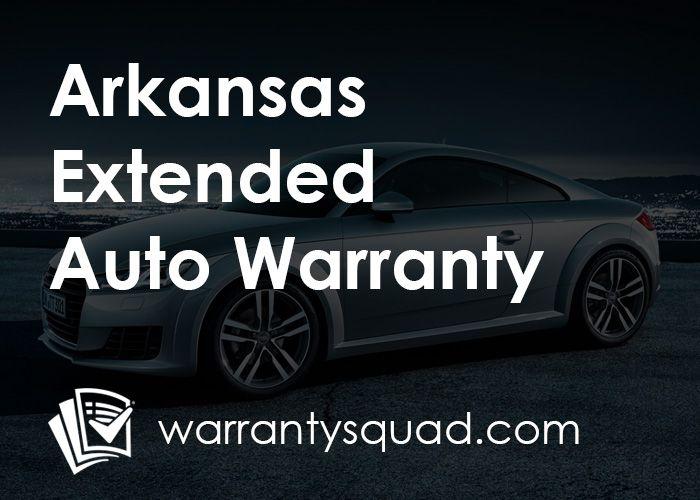 Arkansas Extended Auto Warranty Rates Best Companies